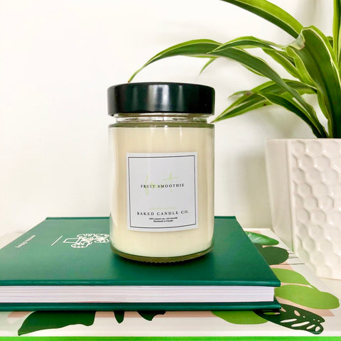 Baked Candle Co. - Fruit Smoothie Candle