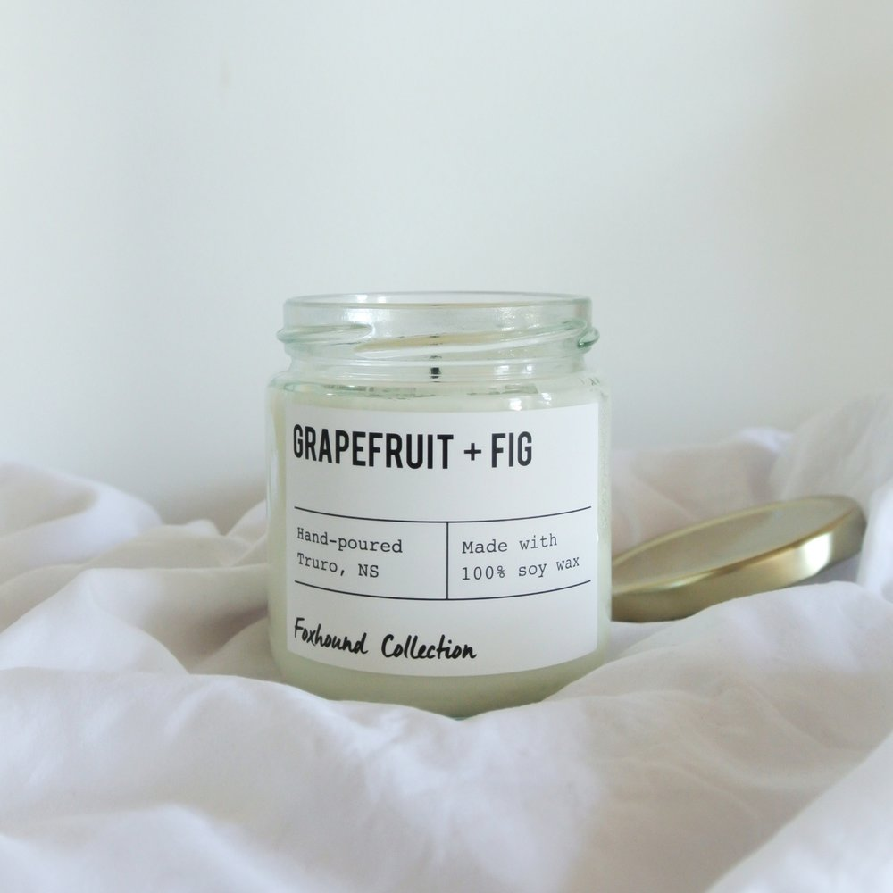 Foxhound Collection - Grapefruit + Fig
