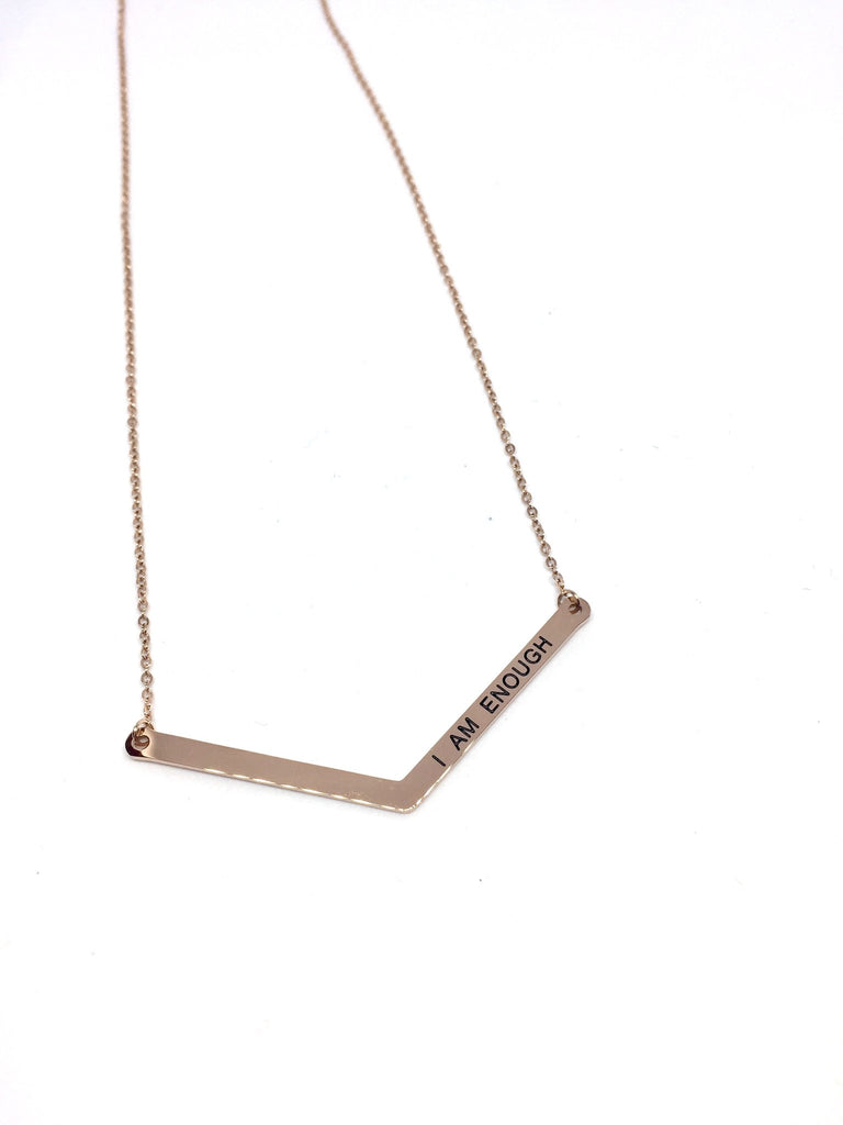 GHG - I Am Enough Necklace