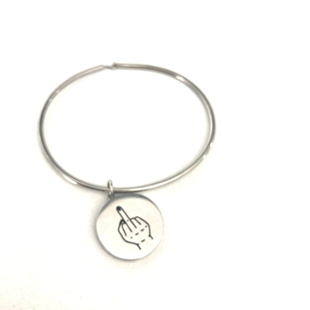 GHG - Middle Finger Bangle