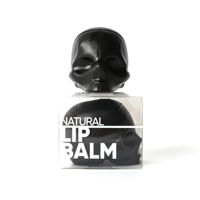 Skull Lip Balm - Vanilla, Mint, Fruit