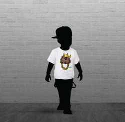 Biggie Style - Kids & Youth - T-Shirt