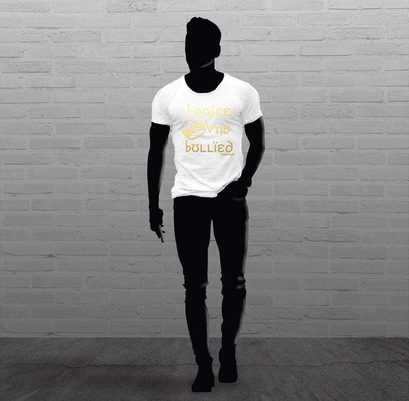 Boujee & Bullied - Men's - T-Shirt