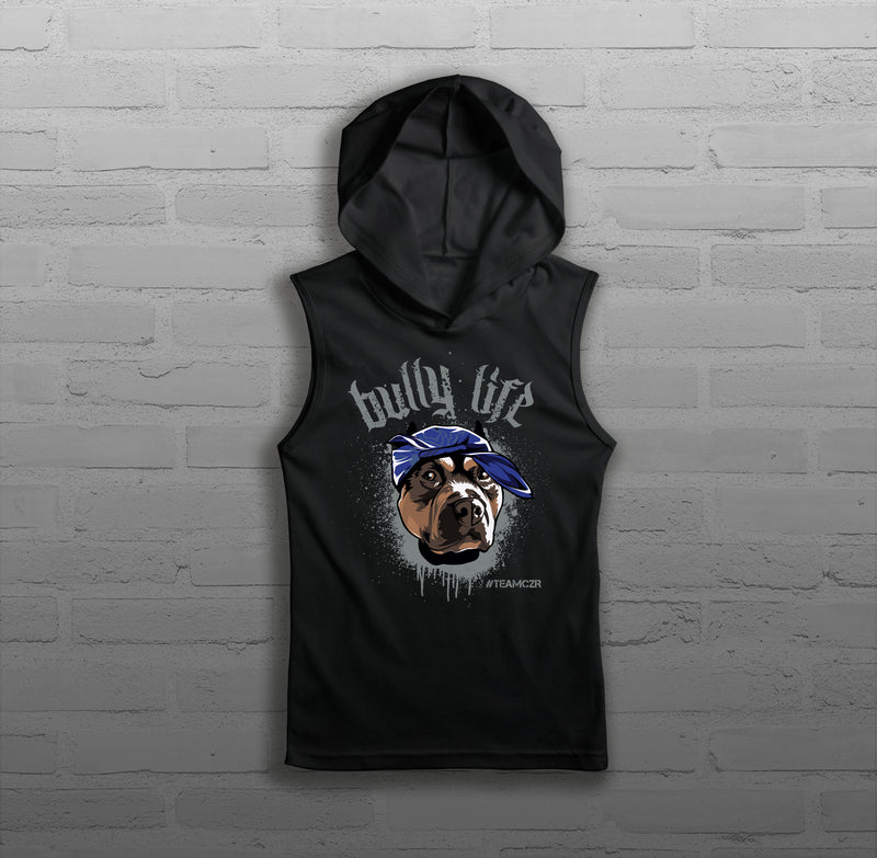 Bully Life - Women - Sleeveless Hoody