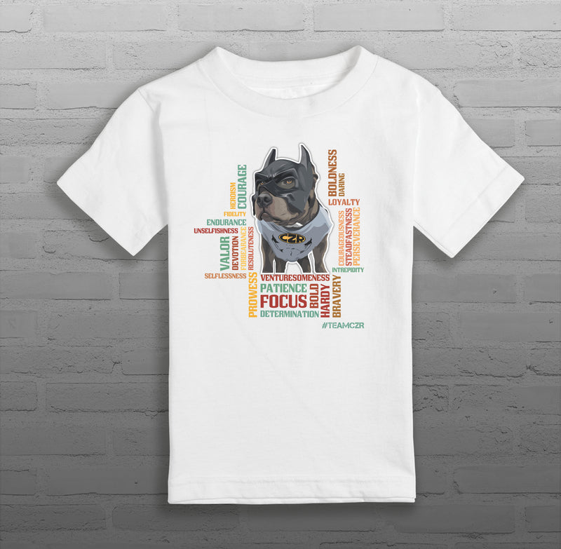 Characteristics - Kids & Youth - T-Shirt