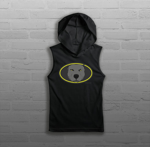 Emblem - Women - Sleeveless Hoody