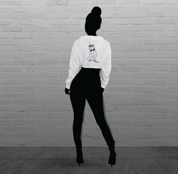 Finessed - Women - Cropped Hoody