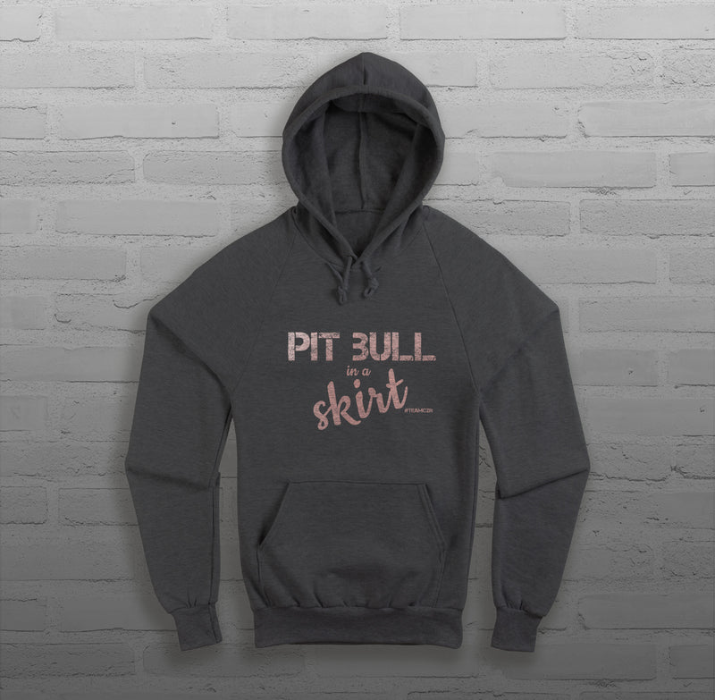Pit Bull in a Skirt - Women - Hoody