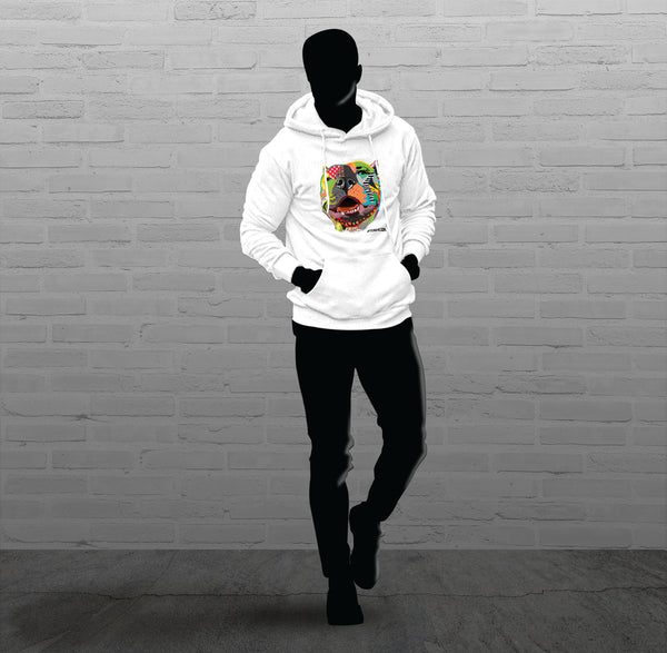 Pop Art, Via - Men's - Hoody
