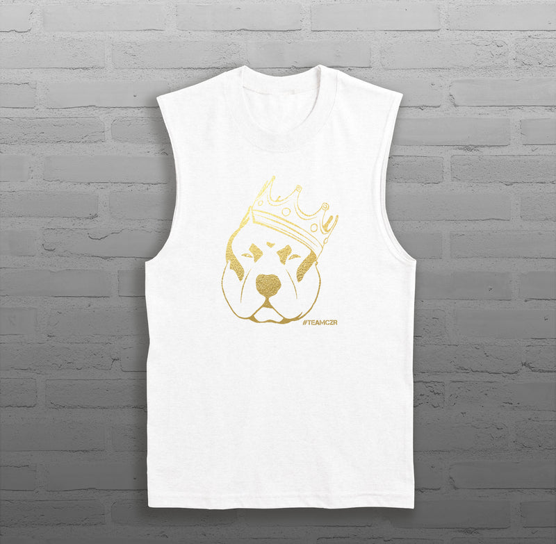 Royalty King CZR - Men's - Tank Top