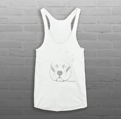 Royalty King CZR - Women - Tank Top
