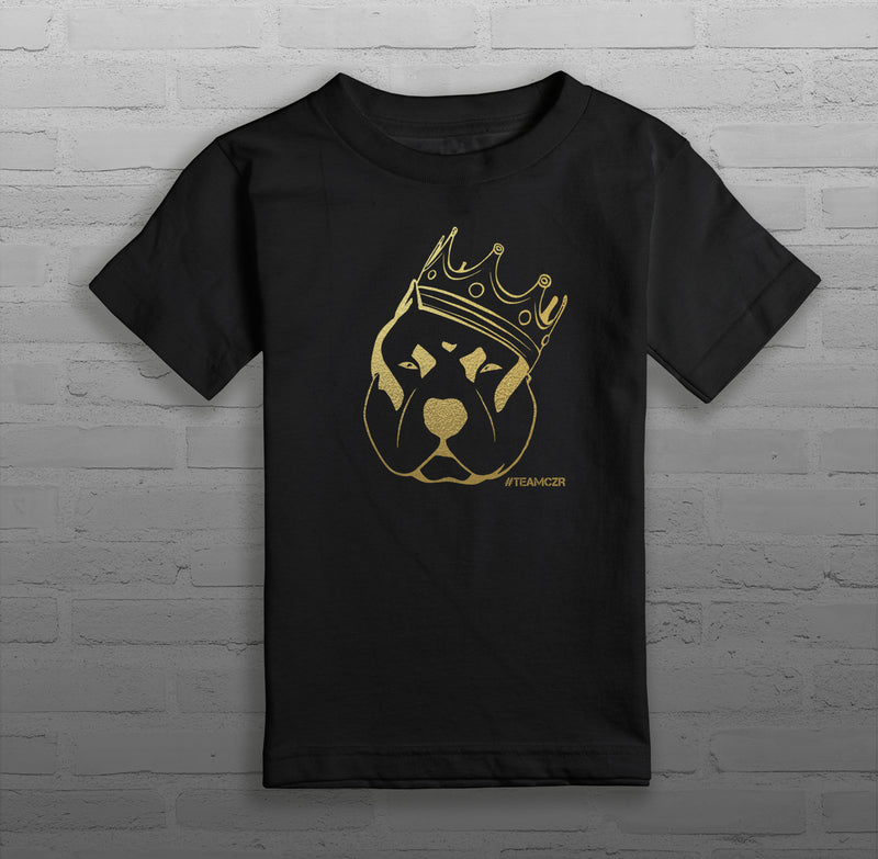 Royalty King CZR - Kids & Youth - T-Shirt