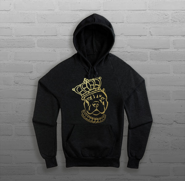 Royalty Queen Via - Men's - Hoody