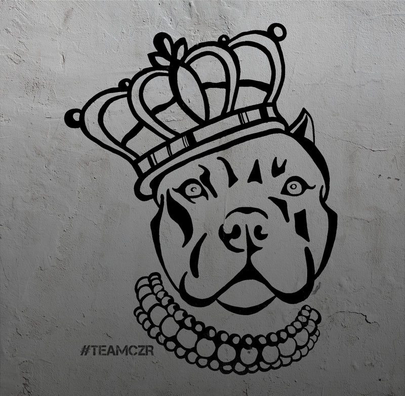 Royalty Queen Via - Dog's - Tank