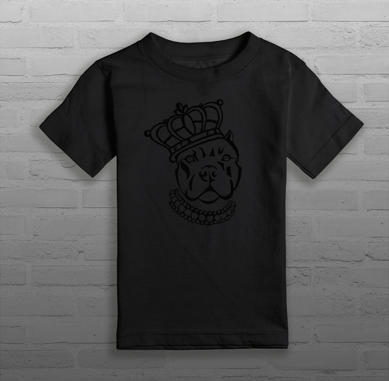 Royalty Queen Via - Kids & Youth - T-Shirt