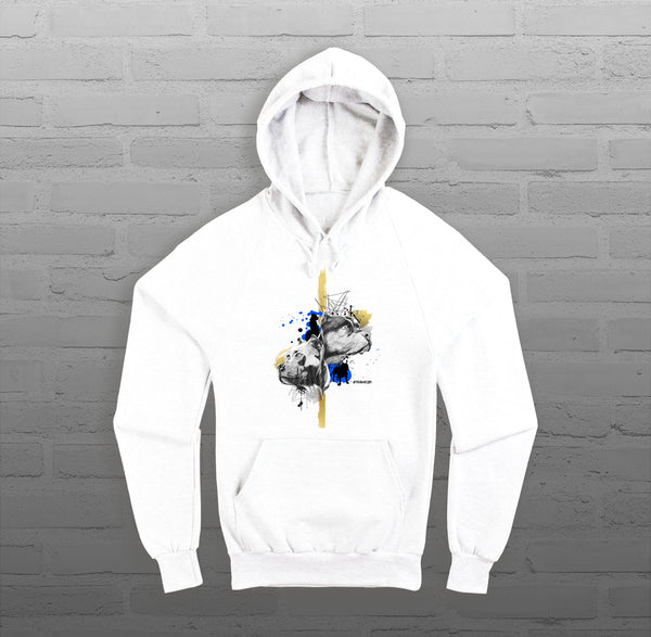Trash Polka - Men's - Hoody