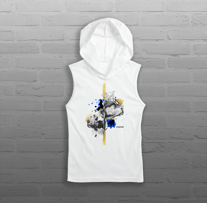 Trash Polka - Women - Sleeveless Hoody