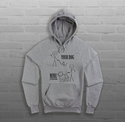 Your Dog, Mine - Women - Hoody