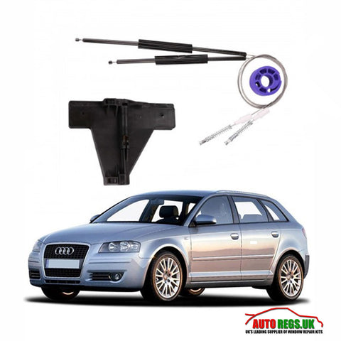 Audi A3 Window Regulator Repair Kit (5 Door) 2004 - 2010