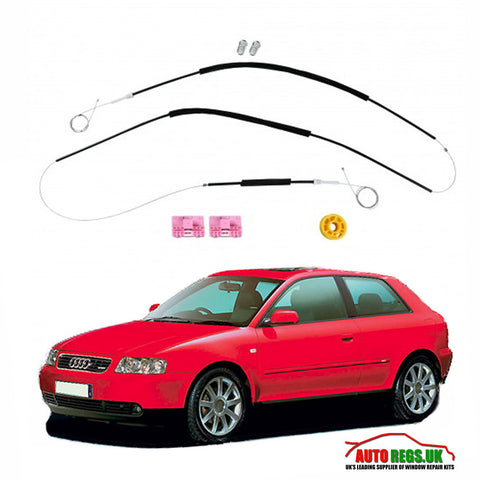 Audi A3 Window Regulator Repair Kit (3 Door) 1996 - 2003