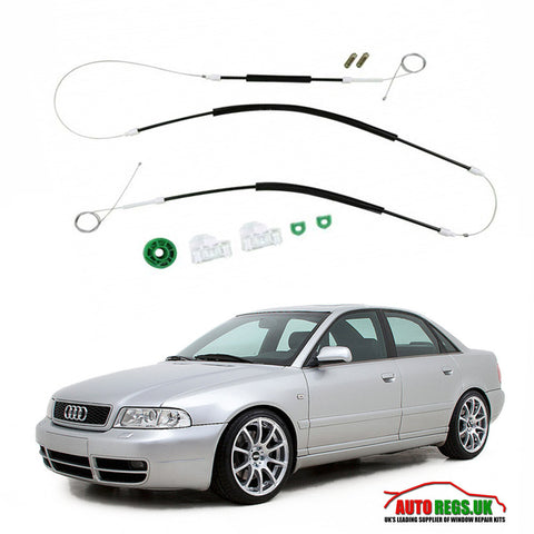 Audi A4 Window Regulator Repair Front 1996 - 2001