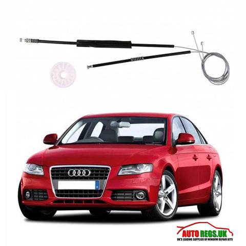 Audi A4 Window Regulator Repair Rear 2008 - 2015