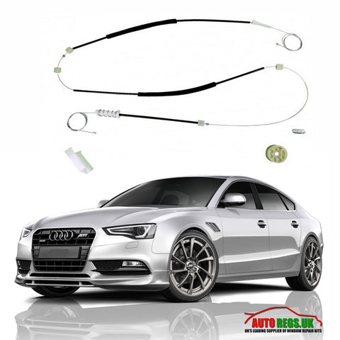 Audi A5 Sportback Window Regulator Repair Kit 2007 - 2016