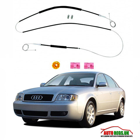 Audi A6 Window Regulator Repair Front & Rear 1997 - 2004