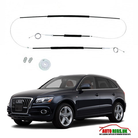 Audi Q5 SUV Window Regulator Repair Kit 2007 - 2016