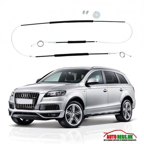 Audi Q7 Window Regulator Repair Front 2006 - 2015