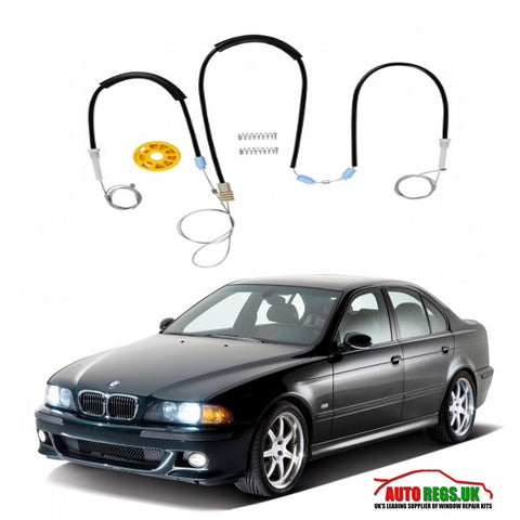 BMW E39 5 Series Window Regulator Repair Kit 1995 - 2003