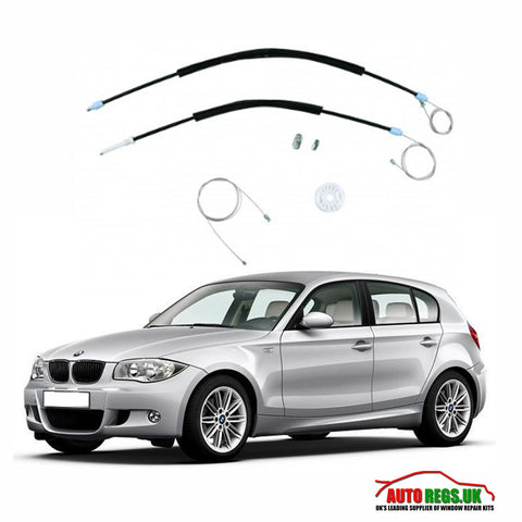 BMW E87 1 Series Window Regulator Repair Kit 2003 - 2011