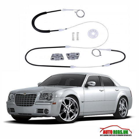 CHRYSLER 300C WINDOW REGULATOR REPAIR KIT 2004 - 2010