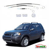Land Rover Freelander Complete Sunroof Repair Kit 1996 - 2006