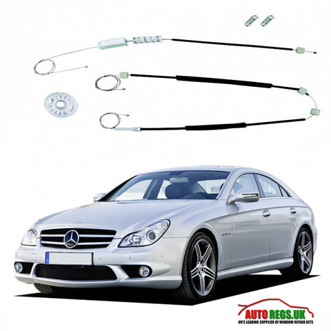 Mercedes Benz CLS Class W219 Window Regulator Repair Kit 2004 - 2010
