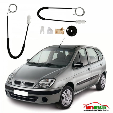 Renault Scenic Electric Window Regulator Repair Kit 1996 - 2003