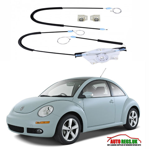 Volkswagen Beetle Window Regulator Repair Kit 1998 - 2010