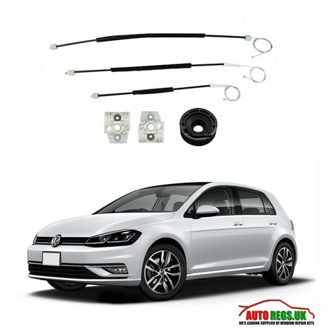 Volkswagen Golf Mk7 Window Regulator Repair Kit 2014 - Ongoing