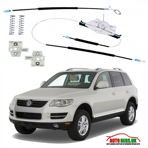 Volkswagen Touareg Window Regulator Repair Kit 2002 - 2011