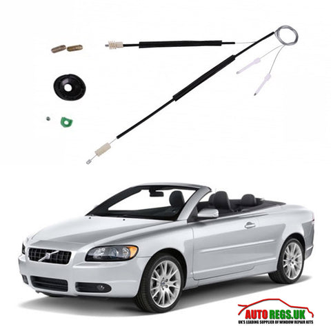 Volvo C70 Cabriolet Window Regulator Repair Kit 1996 - 2005