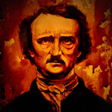 EDGAR ALLAN POE #2, Limited edition print (50) Signed/numbered