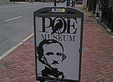 EDGAR ALLAN POE, Limited edition print (50) Signed/numbered