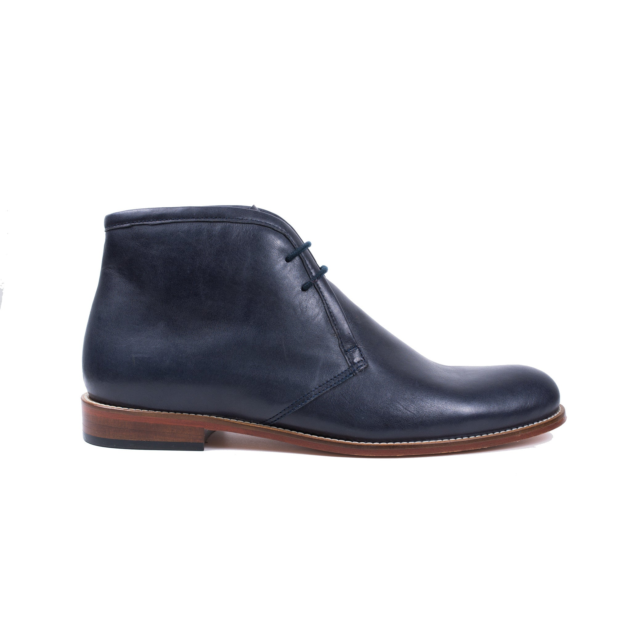 Chukka in Navy