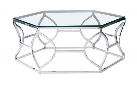 Argent Cocktail Table