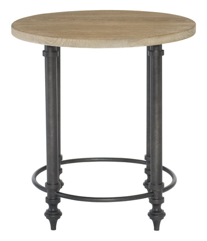 Antiquarian End Table