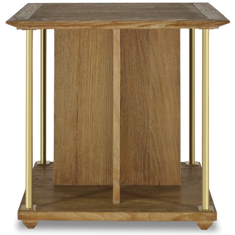 Atherton Teak End Table