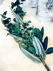 Mixed Eucalyptus Greenery Spray (Set of Three)