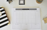 Large Calendar Life Notepad (50 sheets)
