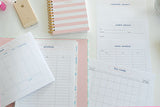 Printable Student Binder Collection {Pink}