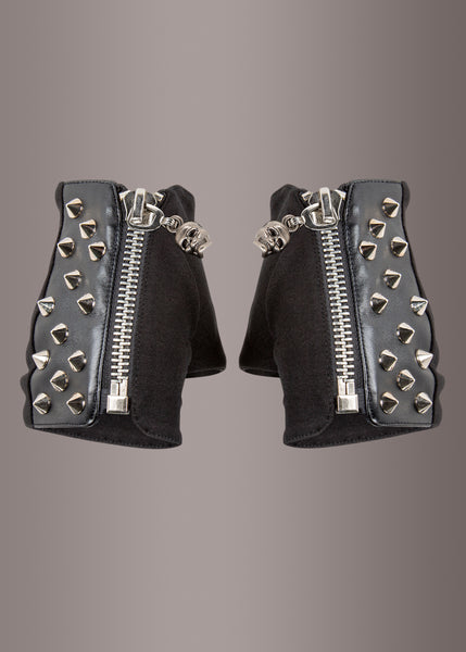 studded arm warmers